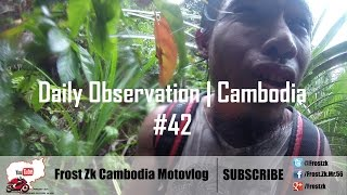 9 Hours Solo Hike On Koh Rong Cambodia (ដំណើរផ្សងព្រេងនៅកោះរុង)