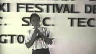 Festival De La Cancion - 1989 - Ernesto Delgado Frias