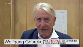 Wolfgang Gehrcke zum Magdeburger Parteitag