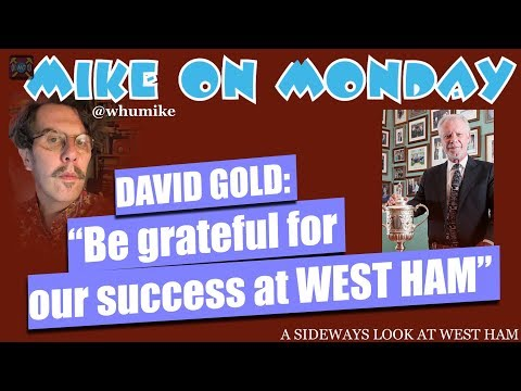 "Mike on Monday: Why aren't we ""grateful"" for Gold & Sullivan?"