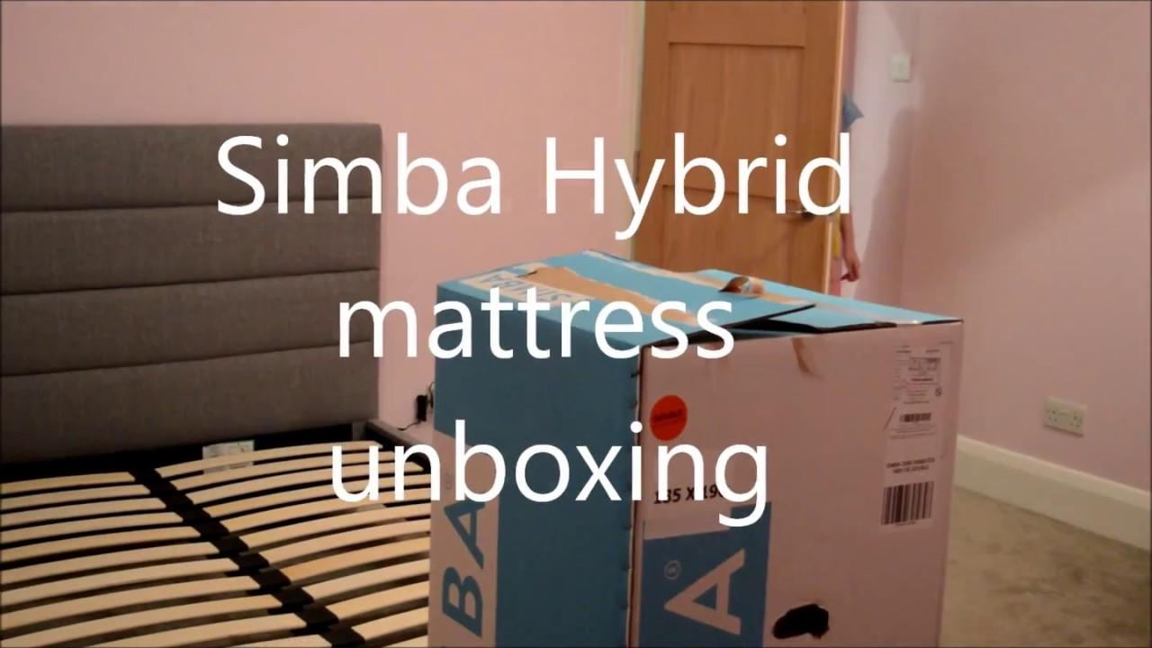 Simba Matras Review : Simba matras