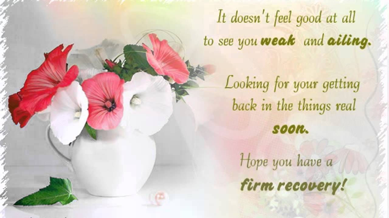 Get Well Soon Ecards Wishes Greeting Cards Video 10 11