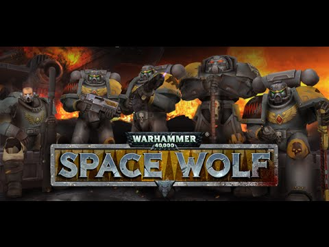 Warhammer 40,000: Space Wolf Official Gameplay Trailer