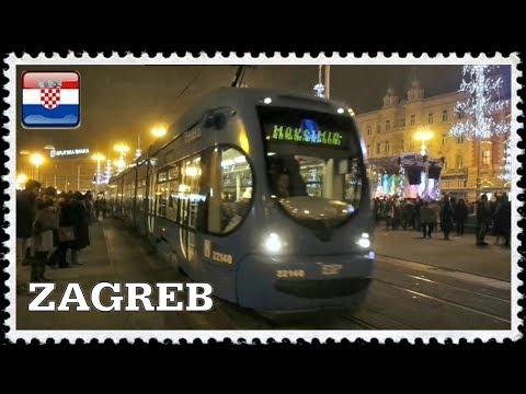 tram di Zagabria / tramvaj u Zagrebu / Straßenbahn in Zagreb