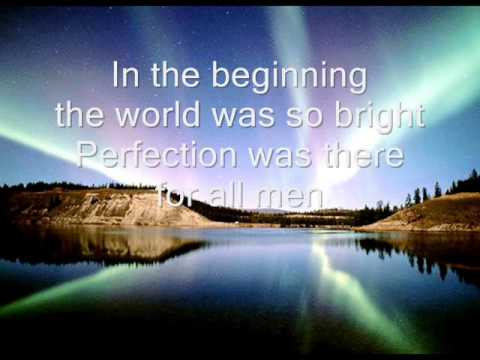 IN THE BEGINNING (Re-posted with lyrics) - Victor Wood