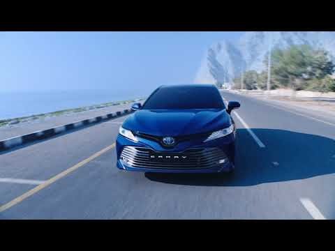 Toyota Camry Hybrid Electric Vehicle Hev English