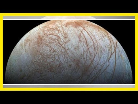 Europa may have plate tectonics like earth, study shows