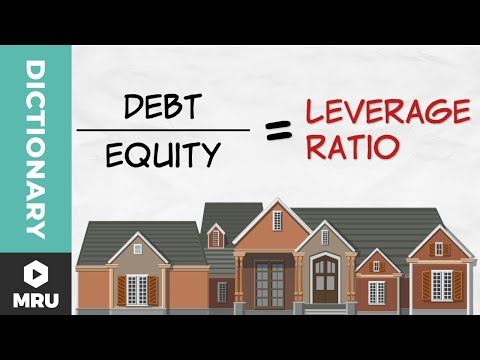 What Is a Leverage Ratio?