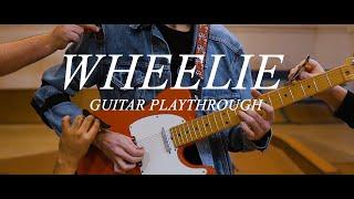 Parachute Day - Wheelie (Guitar Playthrough | Andrew Krull)