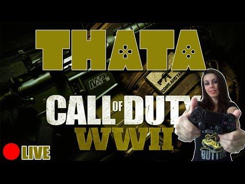Live|Call Of Duty WW2 Mata Mata Extremo!