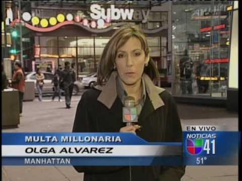 Luis on Noticias 41