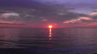 Рассвет Махачкала. Каспийское море