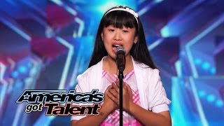 Grace Ann Gregorio: 11-Year-Old Opera Singer Hits the High Notes - America