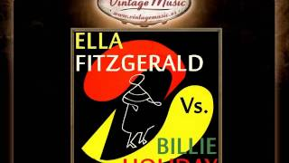 Ella Fitzgerald -- Dream a Little Dream of Me
