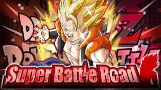 STR GOGETA & BLUE GOGETA VS. FUSION CATEGORY SUPER BATTLE ROAD! (DBZ: Dokkan Battle)