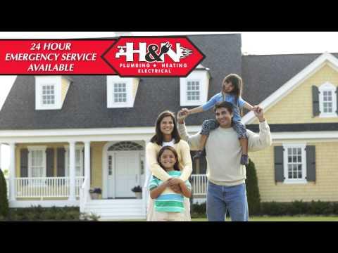 H&N Plumbing Heating Electrical - 24 Hour Emergency Service