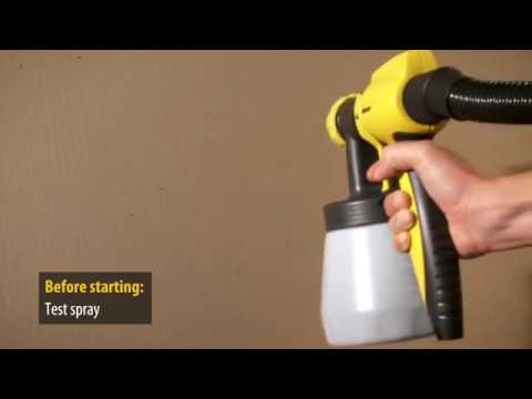 Tips & Tricks when spraying wood and metal paint
