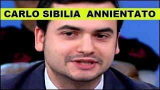 Carlo Sibilia annientato : svelata una sua colossale balla ad Agorà