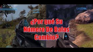 Halo | ¿Por Que El Rifle De Asalto Tiene Menos Munición En Reach Que En Halo CE?