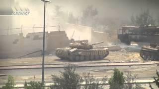 Бои в Сирии (war in Syria) Сюжеты Anna News