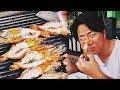 Очень ДЕШЕВЫЕ МОРЕПРОДУКТЫ НА БАЛИ! Рыбный рынок Jimbaran