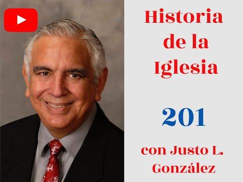 Historia de la Iglesia 201, con Justo L. González