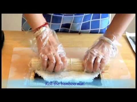 How To Make Sushi At Home