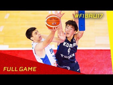 Bosnia and Herzegovina v Korea - Full Game - 2016 FIBA U17 World Championship