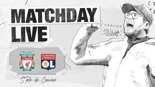 Matchday Live: Liverpool vs Lyon | Exclusive build-up to the Reds' pre-season game in Geneva