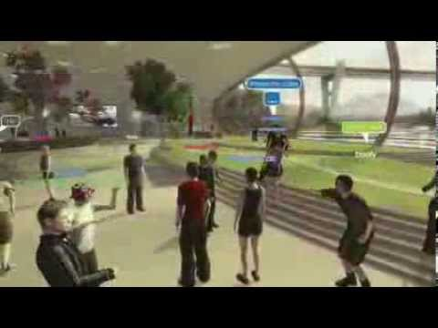 TT Throwback: Playstation Home GDC 2007 Announcement [HD]
