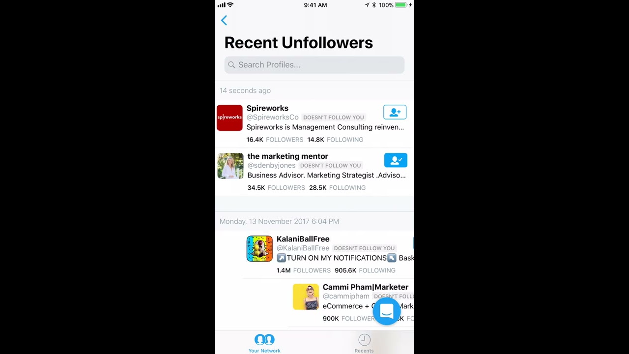 How to Track Unfollowers on Social Media (and Why I Do!) | BLG