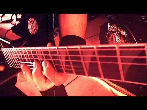 DESTRUCTION - Betrayal (Guitar Playthrough)