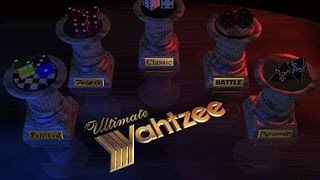 Ultimate Yahtzee - DICE DICE BABY