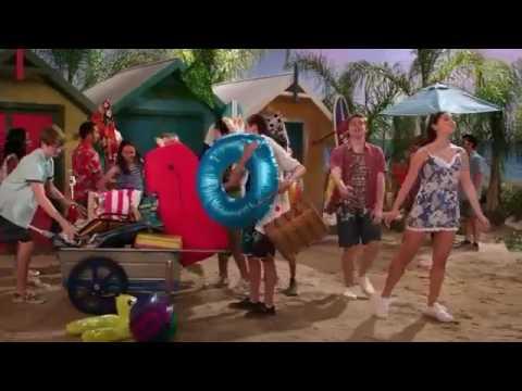 Nickelodeon Sizzling Summer Camp  special