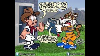 MEMES CLASICO REGIO RAYADOS TIGRES CRUZ AZUL A LA LIGUILLA LEÓN VS CHIVAS 0-2 NECAXA  ATLAS ENTRO