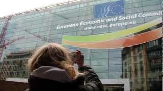 European Exchange 2013 | Story Two: The European Union & Brussels