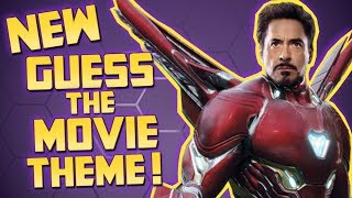 NEW Guess The Movie Theme! - Guess The Theme From A Given Movie- New Rules Edition!