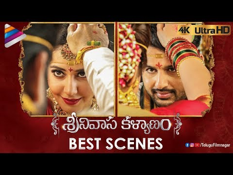 Srinivasa Kalyanam BEST SCENES 4K | Nithiin | Raashi Khanna | Srinivasa Kalyanam 2018 Telugu Movie thumbnail