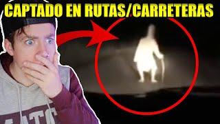 Top 8 Videos Aterradores Captados En RUTAS, AUTOPISTAS, CARRETERAS