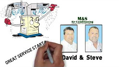 M&S Air Conditioning & Appliance Service of Central Florida-ScribbleVoice Video