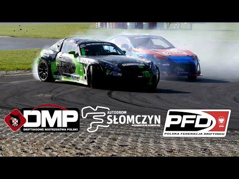 DRIFTingowe Mistrzostwa Polski Runda 6 Autodrom Słomczyn DMP PFD