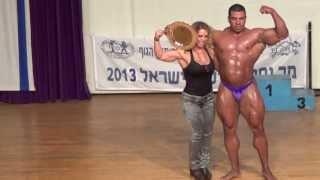 ifbb pro maor zaradez in mr israel 2013