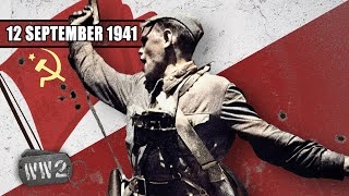 Victory for the Red Army! - WW2 - 107 - September 12, 1941