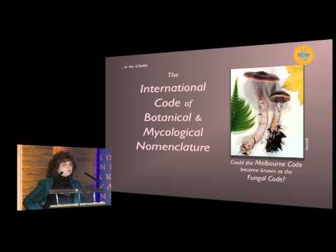 Lorelei Norvell: Post-Melbourne fungal nomenclature: an overview