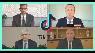 Tech Congress Hearing & TikTok