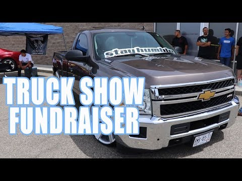 TRUCK SHOW FUNDRAISER FOR DUNGEON BOXING CLUB