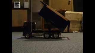 Tamiya Globe Liner Dump Truck