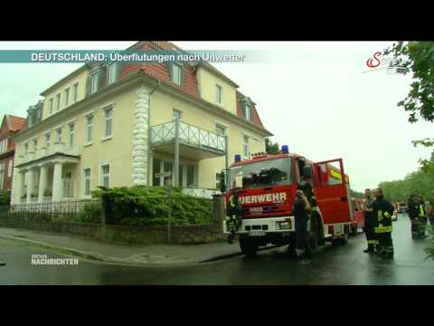 Wetter-Extrem in Europa