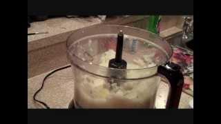 Mashed Cauliflower - Easy Recipe