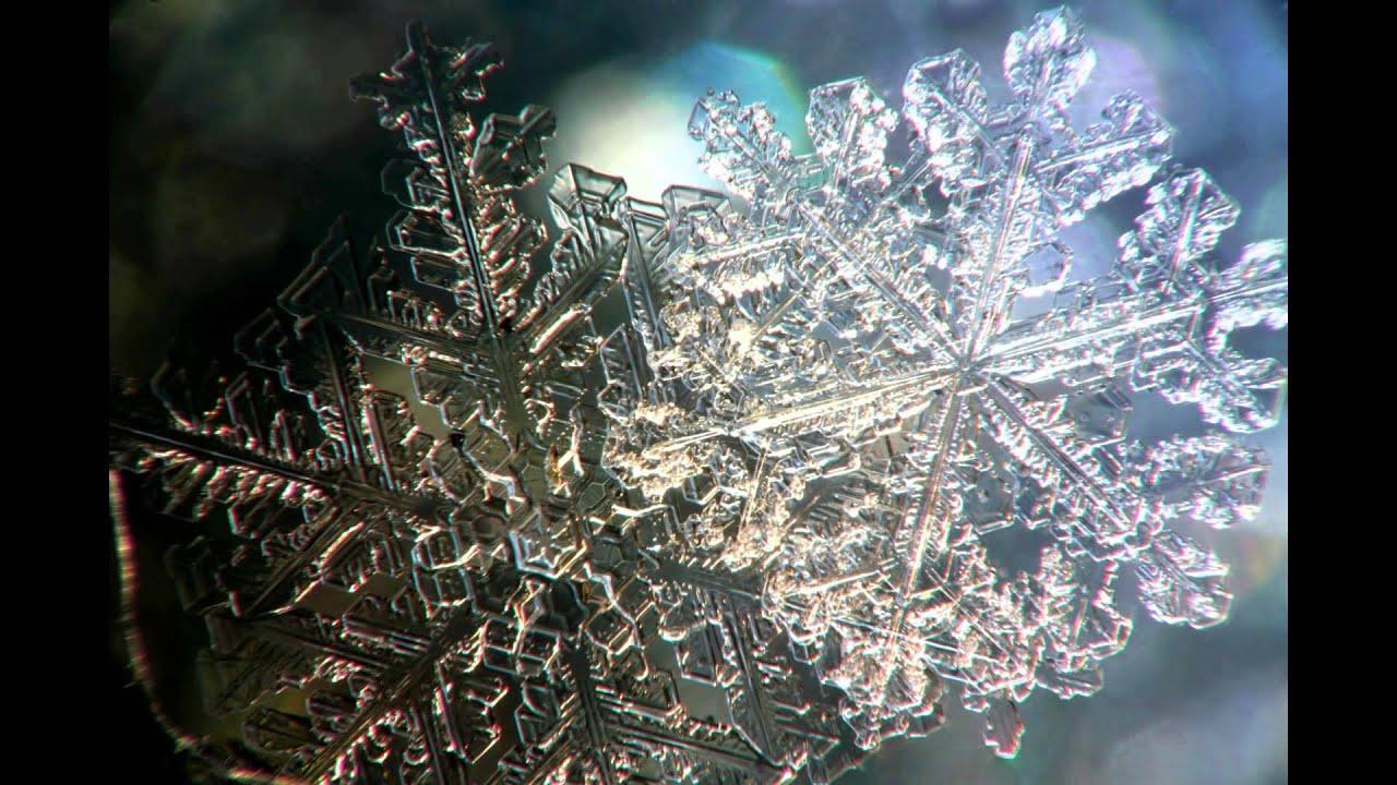 snowflake picture slideshow youtube